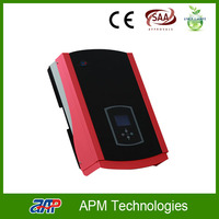 3KW On Grid Solar PV Inverters pure sine wave with mppt good price with CE SAA Certification home use solar power System