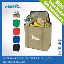 Promotional 80gsm Non Woven Funky Freezable Cooler Bag (Woolworth Audit Factory)