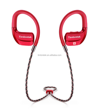 Sport earhook bluetooth headset earphone