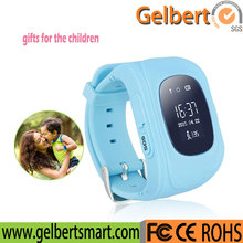 wholesale kids watches wrist watch waterproof gps tracking device watch for kids