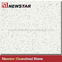 Newstar polished cheap raw material artificial marble