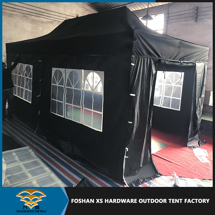 Aluminum Foldable Oxford Fabric Custom Instant Canopy Factory