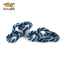 Customized Pet Accessories Cotton Rope Toy For Dogs
