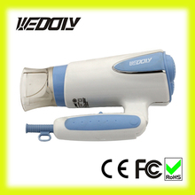 Hand up hook concentrator low noise hotel hair dryer