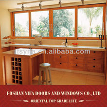china wooden grain windows pictures design