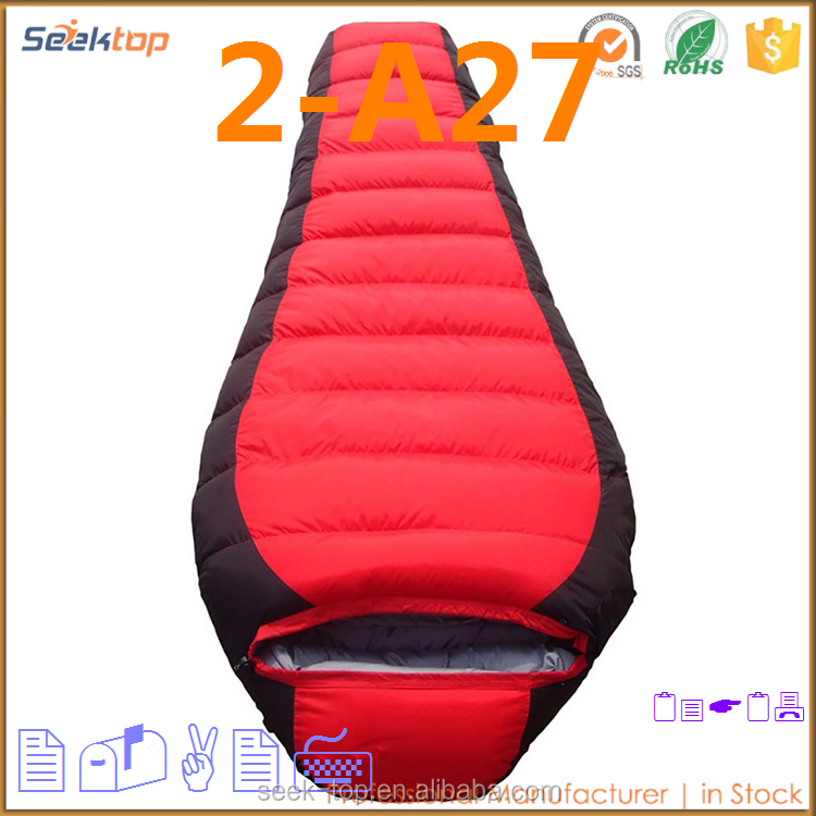 Latest Innovative Products Wholesale 4 Season Best Down North Face Sleeping Bag