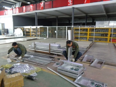 Assembling (Automatic Poultry Equipment)