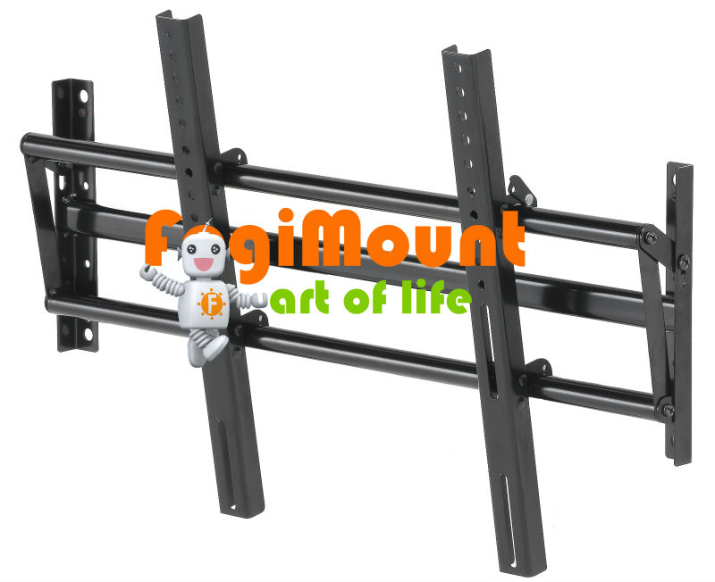 Rigid Structure TV Mounting Brackets Wall Mount Up to 42""