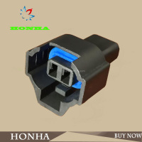 Toyota Nippon2 hole waterproof auto connectors universal slot 2 p with terminal and waterproof plug