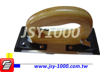 JSY328-Hand sander with timber handle