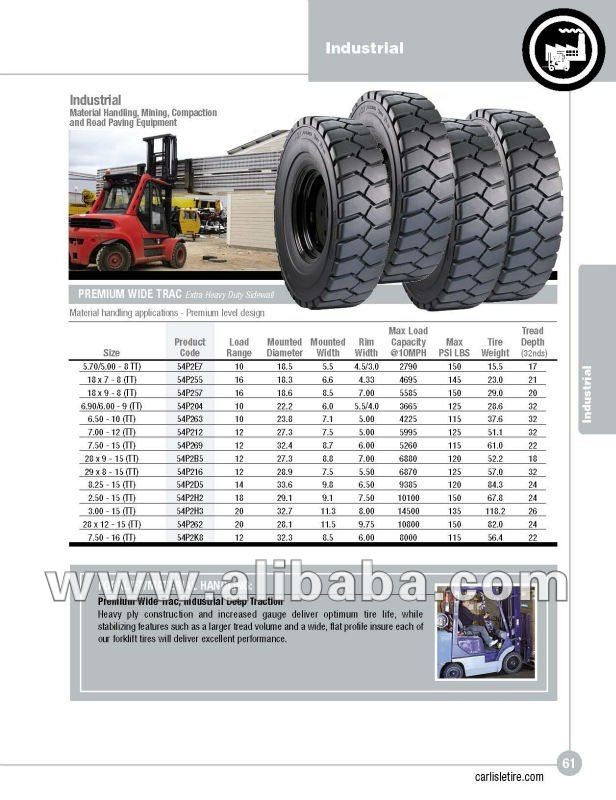 Industrial Tire Made in USA