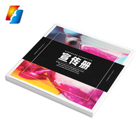 China manufacturer custom design professional brochures and catalog printing