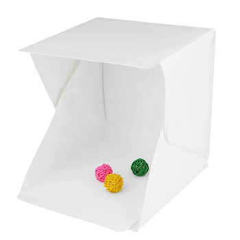 Mini Studio Lightbox Photography Photo Studio Folding Light Box