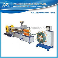 Mini PVC soft pipe production line