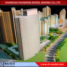 architectural scale model advanced making big manufacturer in China