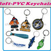 Promotional Rubber Keychain
