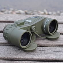 10X50 396FT/1000YDS Military Optic Binocular Telescope Spotting Scope with Compass Hunt CampTravel Concert Waterproof Shockproof
