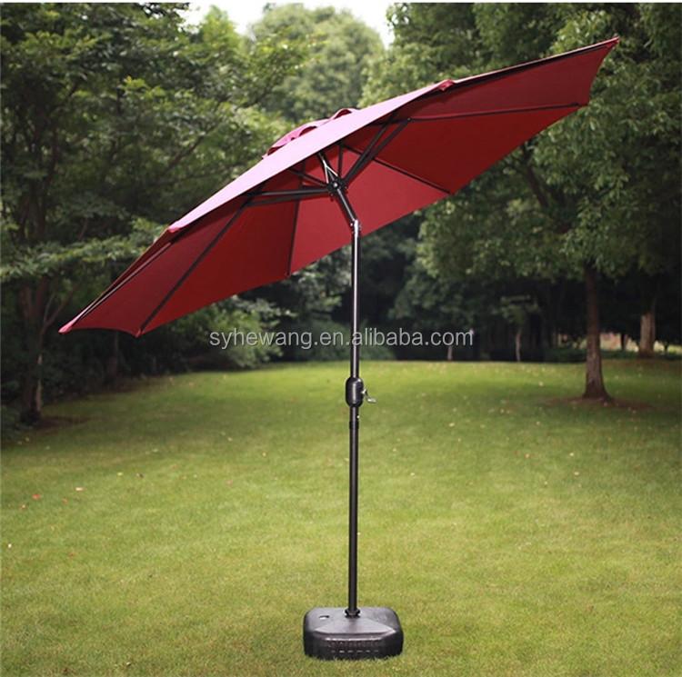 Uv Patio Umbrella: Uv Protection Promotional Garden Umbrella Perfect Patio