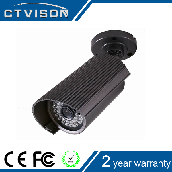 Small metal ir surveillance camera outdoor economic CCD 24IR Cut bullet Cam
