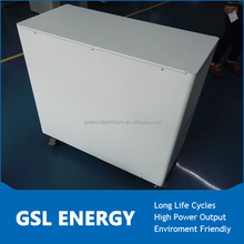3kW Solar Generator of Solar Power Energy Systems for home with 6.5kwh/ 8kwh lithium ion battery storage