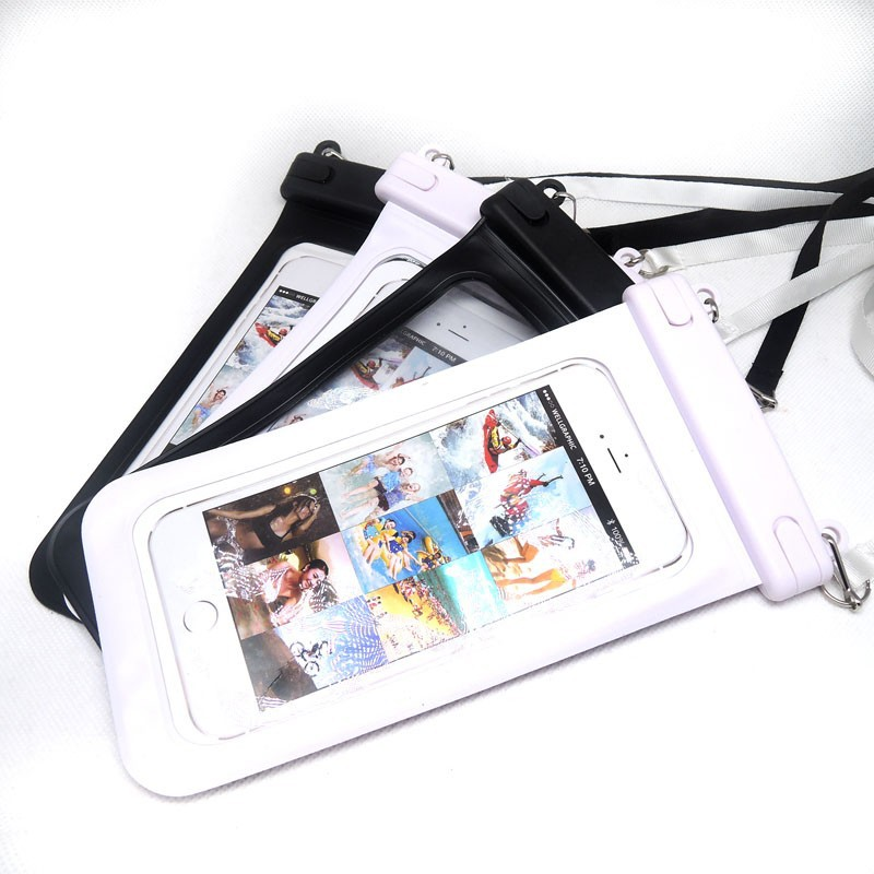 for iphone 6 mobile phone Pvc Waterproof Bag,Waterproof mobile phone Bag