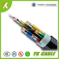 6 core / 12 core / 24 core single mode fiber optic cable
