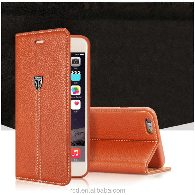 "For IPhone 6 Plus Wallet Case, Flip Cover For IPhone 6 , 5"" inch leather case"