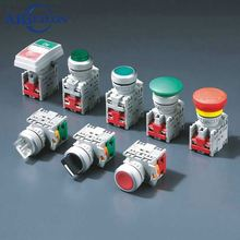 IP65 CE,IP67,RoHS 16mm plastic Push Button Switch with optional color push button swtich