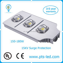 120LM/W 15KV Surge protection solar led street light 60W 90W 120W 150W 180W