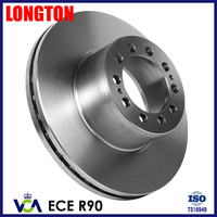 Brake Disc 943 421 0312 for MB Actros and Atego