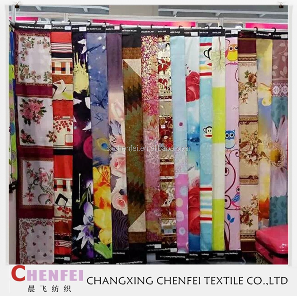 High Quality 100% polyester Fabric Supplier In China have printing fabric ,brushed fabric ,taffeta and so on
