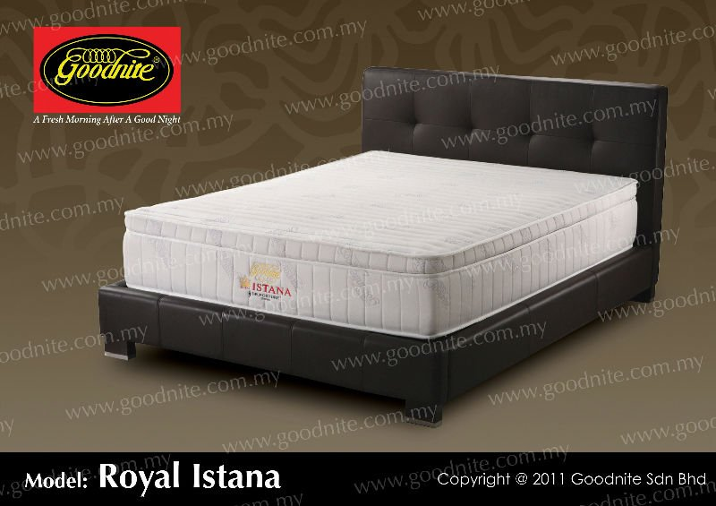 Royal Istana Pocket Spring Mattress