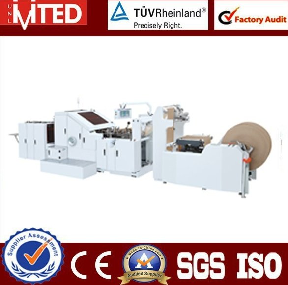 High Speed Cheap Paper Bag Making Machine