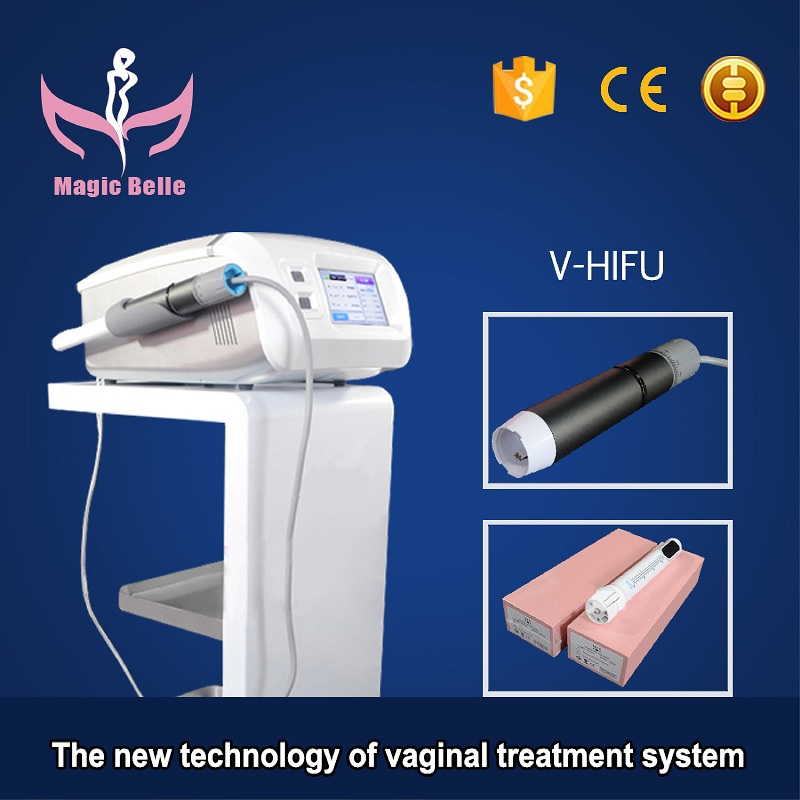Factory price High intensity focused ultrasound hifu vaginal tightening machine for salon use