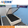 Single Motorized Lift Up Slat Bed Frame