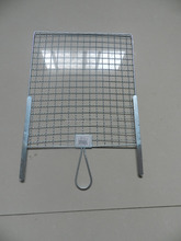 SS 304 stainless steel barbecue wire mesh/barbecue grill netting