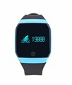 2017 Diggro E07S Smart Bracelet IP67 Waterproof Swimming Bracelet Health Activity Fitness Tracker Smartband For iOS and Android