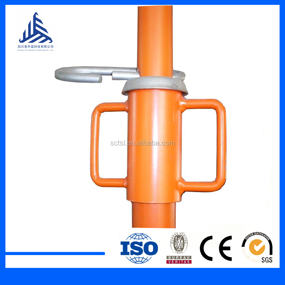 Adjustable Heavy Duty Telescopic Formwork Construction Scaffolding Post Shoring Steel Prop
