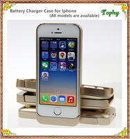 Mobile phone case battery charger cover for iphone 5S/5C/China factory wholesale battery case for iphone 5 6