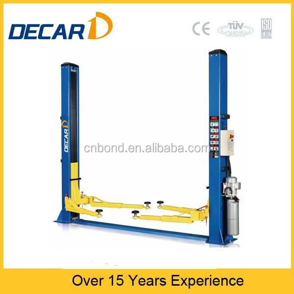 Lift manual for sunshine car lift 4 ton