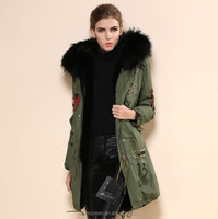 china plush overcoat manufacturer stylish beading pattern men women wholesale korean coat