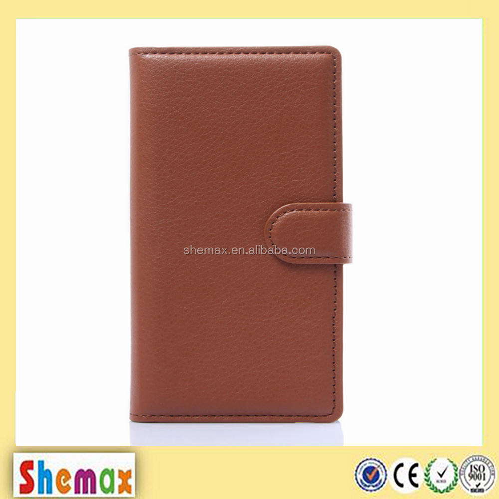 Wholesale leather case for zte star 2,For zte star 2 case