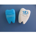 portable tooth shape comfortable dental floss made  in China