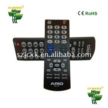 Factory Supplier New brand 2017 Standard voltage 3V 1 year Warranty infrared remote controller