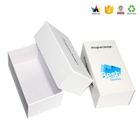 Charger Cardboard Packing Box Mobile Power Packing Box