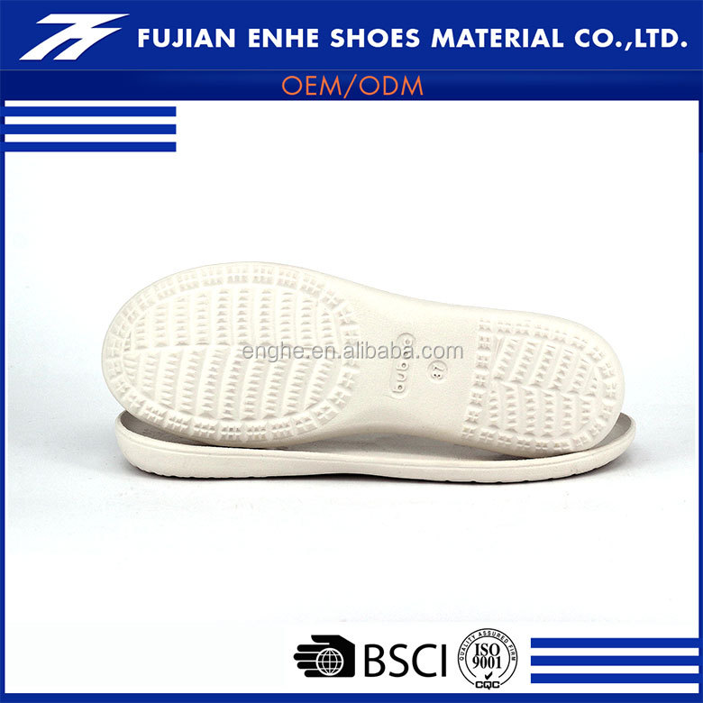 Comfortable eva material ladies sneaker outsole for running