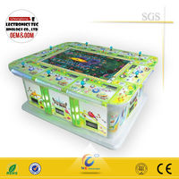 Fish Hunter Enhanced Version go fishing lottery game machine/high box for video game consoles