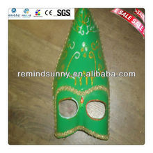 Noble Red Diamonds Birthday Party Mask