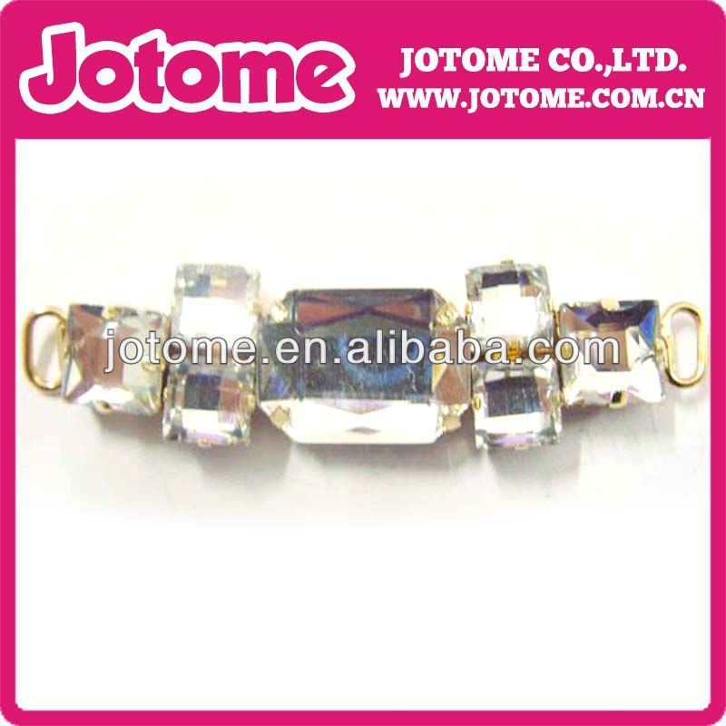 Rhinestone connector / Swimwear connector / Bikini connector