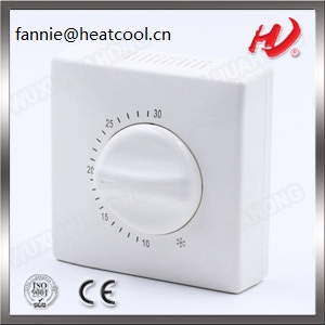 Room thermostat for air conditioner-- control room tempreture.